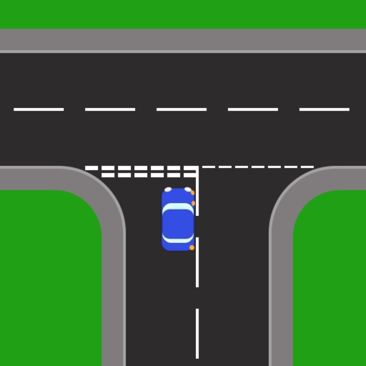 Learn To Drive: Give Way