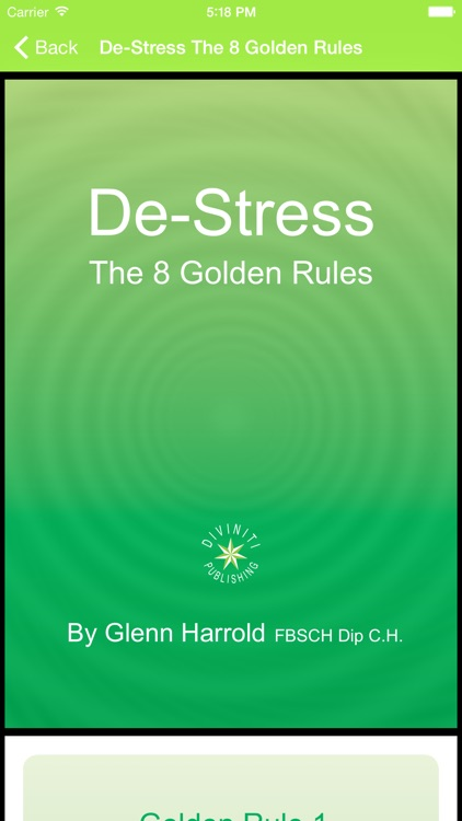 A Chakra Meditation by Glenn Harrold screenshot-4