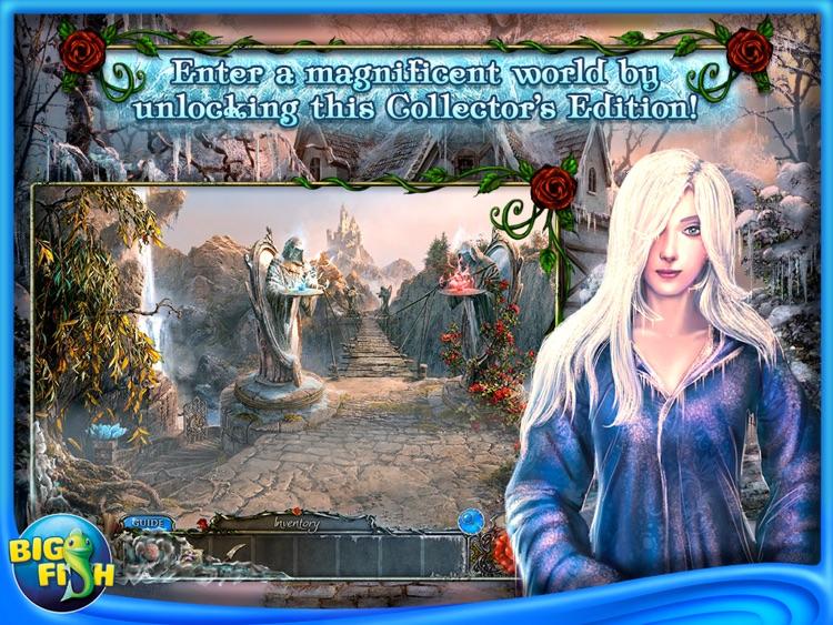Living Legends: Frozen Beauty HD - A Hidden Object Fairy Tale screenshot-3