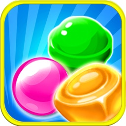 Candy Game - Match 3 Candies Puzzle For Children HD FREE