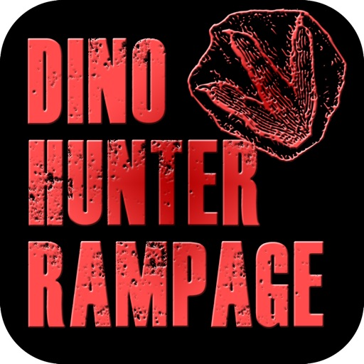 Dinosaur Hunter Rampage FPS iOS App