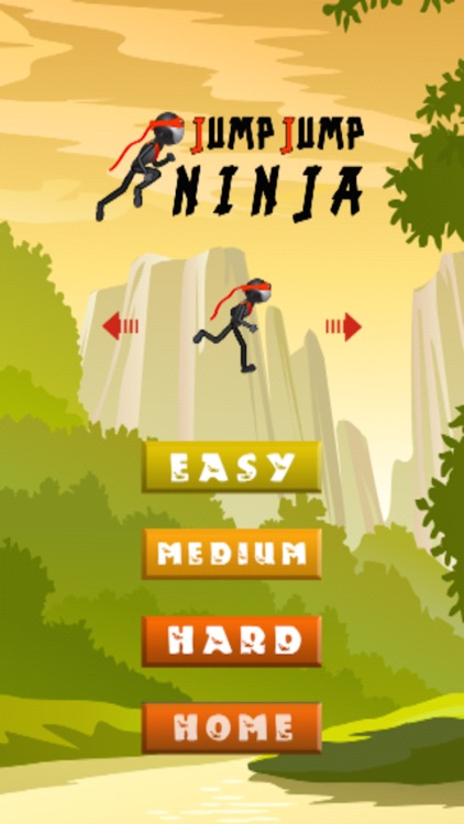 JJN- Jump Jump Ninja