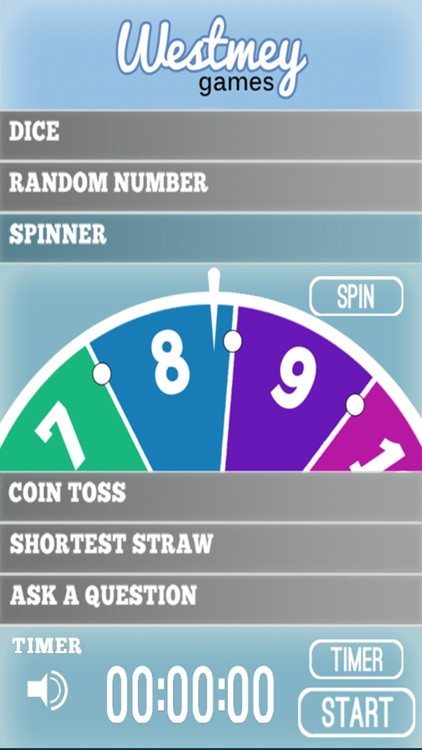 Roll Spin Decide screenshot-4