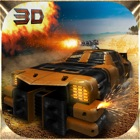 Death Race: Playa Racing Cars Juego icon