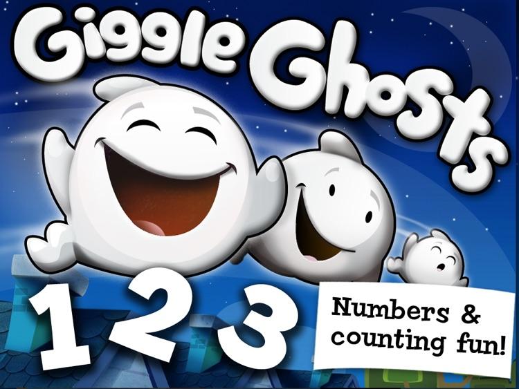 Giggle Ghosts: Counting Fun! screenshot-0