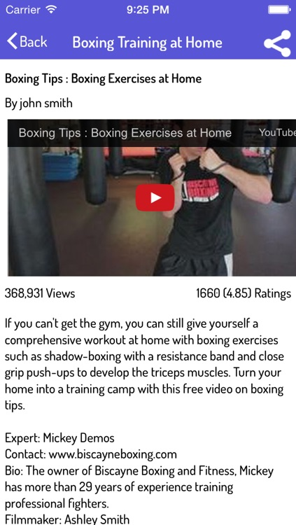 Boxing Guide screenshot-3