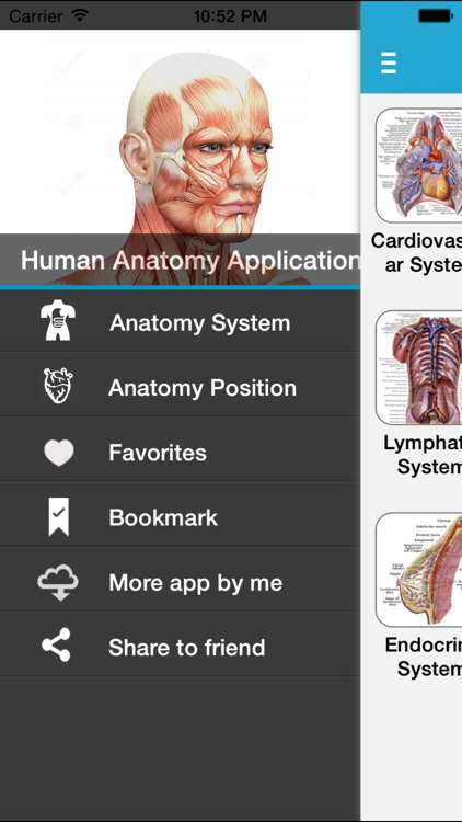 Human Anatomy Pro 2014 screenshot-0