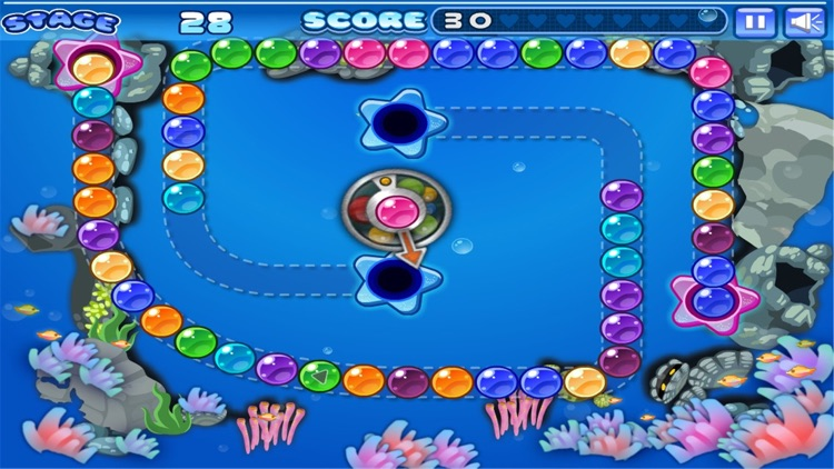 Candy Marble Shooter screenshot-4