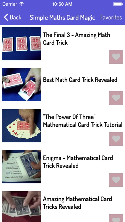 Card Magic Tricks - Ultimate Video Guide screenshot-1