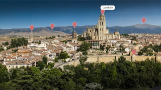 点击获取Mirador del Alcázar de Segovia