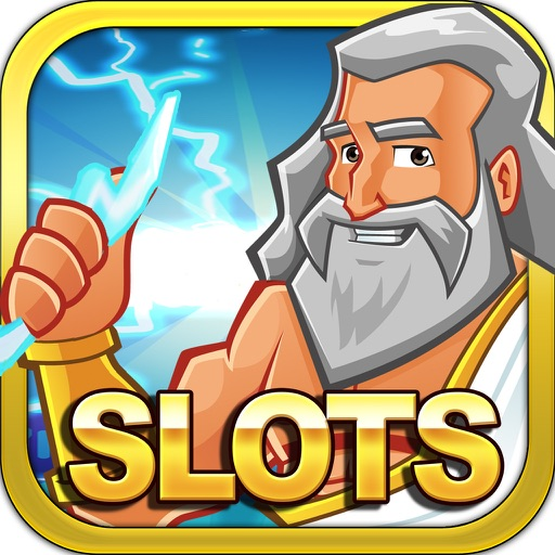 Ace Slots of Titan Greek God Casino Free