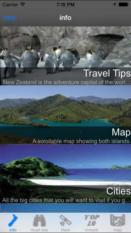 New Zealand - Travel Guide screenshot-3