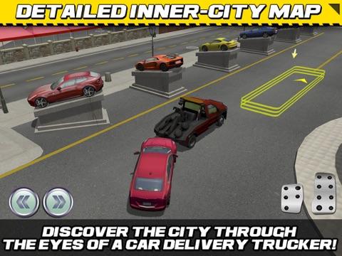 Игра Car Transport Truck Parking Simulator - АвтомобильГонки ИгрыБесплатно