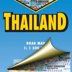 Thailand. Road map