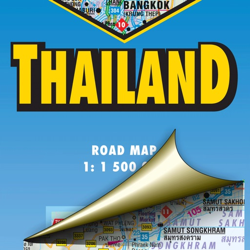 Thailand. Road map