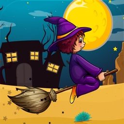 Witch's Broom Adventure