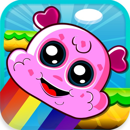 Ice Cream Blast – Rainbow Jump Carnival by Fun Free Kids Games