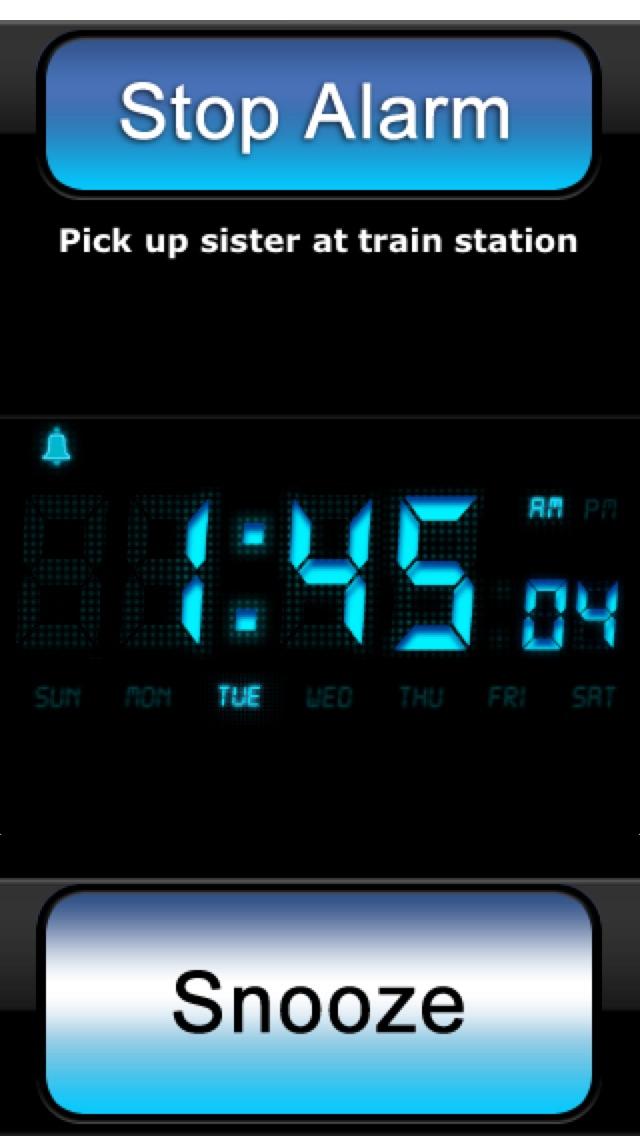 Best Alarm Clock Screenshot 4