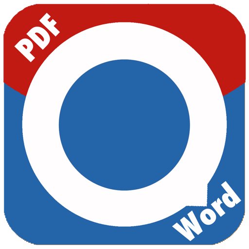 PDF to Word Edition - for Microsoft Word, PowerPoint, Text, Rtfd