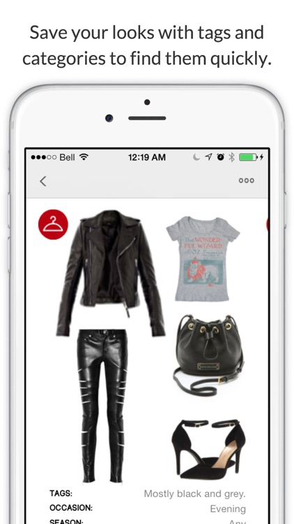Stylicious: Closet & Lookbook