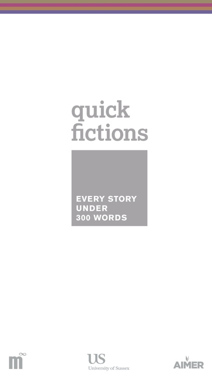 Quick Fictions - every story under 300 words screenshot-4