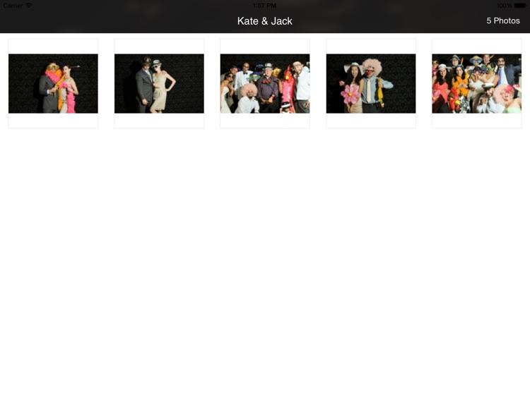 fotoShare Share/Print Station screenshot-4