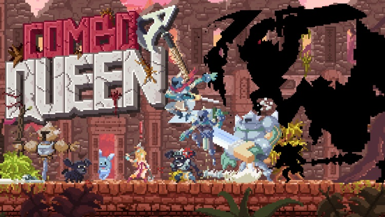 Combo Queen (Action RPG Hybrid)