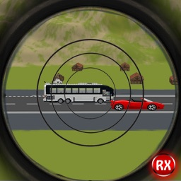 Sniper Traffic Hunter - Highway Road Shooter