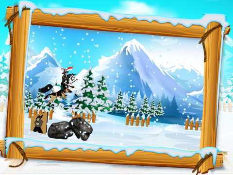 Canadian Mounted Police Horse Training : The Agility Test Racing Course - Free-ipad-4