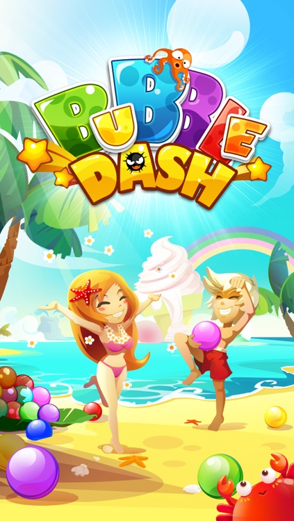 Bubble Dash™