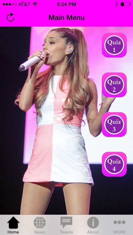 Music Fans - Ariana Grande Edition