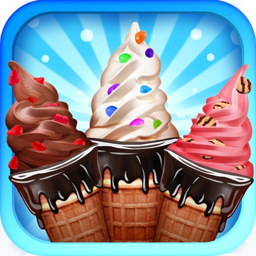Awesome Ice Cream Parlor Maker - Frozen Jelly Dessert Free