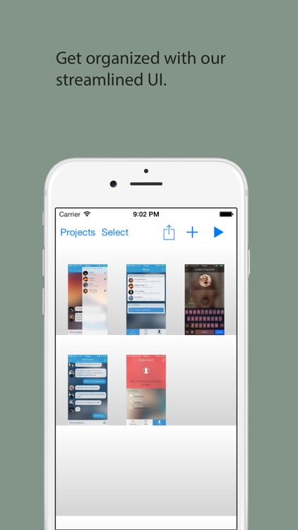 TapCase - Rapid prototyping for apps screenshot-3