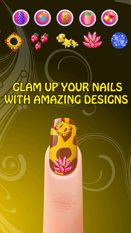 Summer Nail Fashion Salons: Pass with Colors. Play Manicure Polish Fervor Games