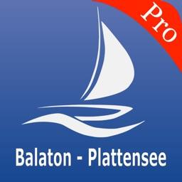 Lake Balaton Nautical charts pro