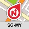 NLife Singapore & Malaysia - Offline GPS Navigation & Maps Reviews