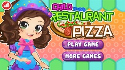 Child Restaurant Pazza-EN screenshot one