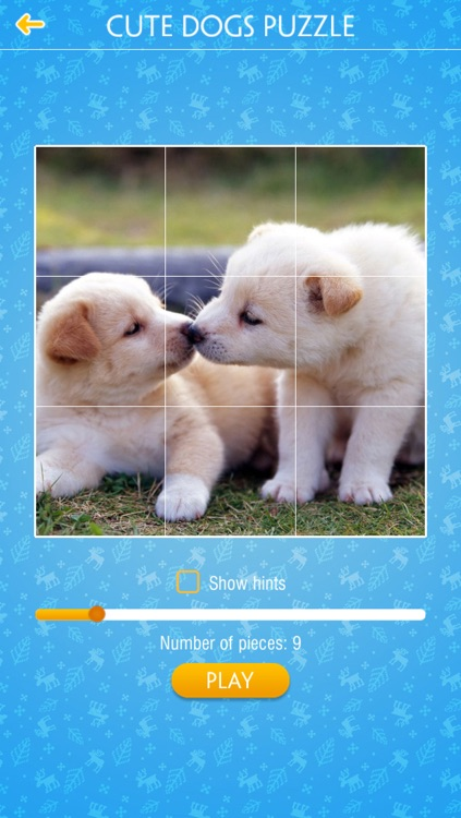 Cute Dogs Jigsaw Puzzles screenshot-4