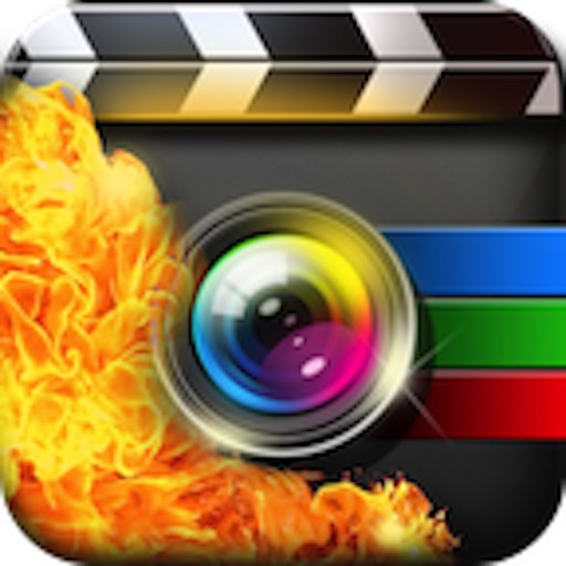 Pic Perfect Movie Sticker Camera For Instagram