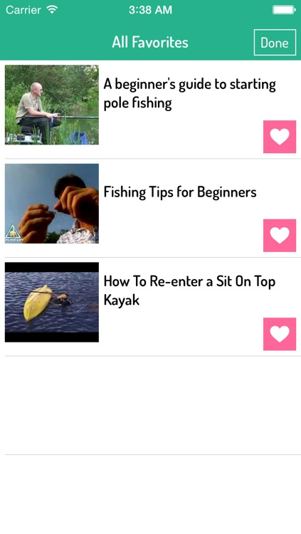 Fishing Guide - Complete Video Guide