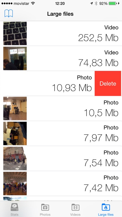 Clean Photo & Video Master - Photos & Videos Manager for your iPhone, iPad & iPod screenshot-0