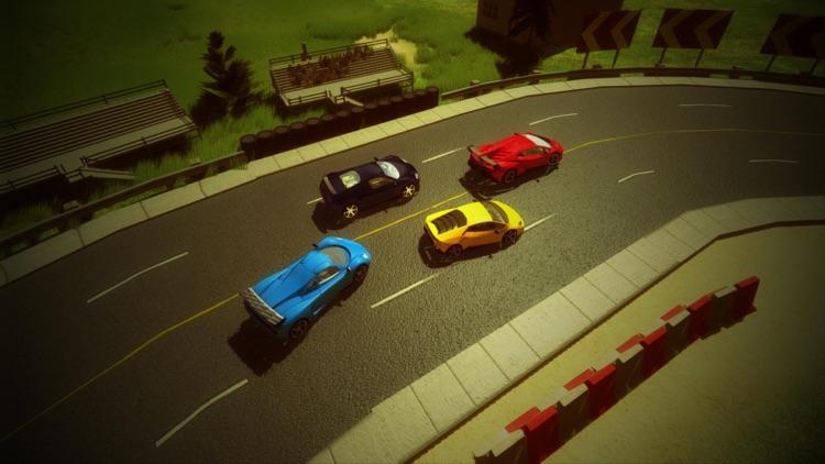 Dubai City Driving Simultor 3D 2015 : Expensive cars street racing by rich driver. screenshot-4