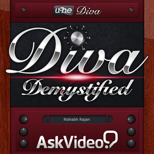 AV for u-he Diva Demystified