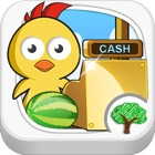Tiny Chicken Learns Currency : Farmers Market icon