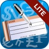 Print Cheque Lite - iPhoneアプリ
