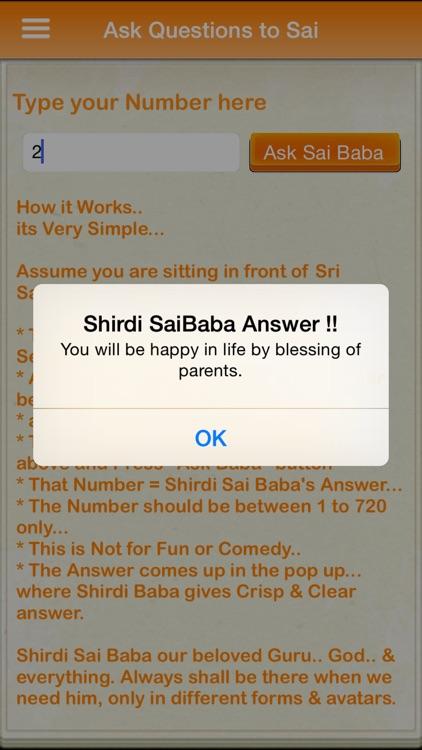 SaiBaba 360 screenshot-4