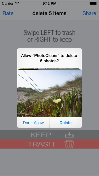 Photo Cleanr