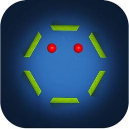 Hex Pong - Retro Arcade Game