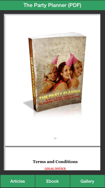 Party Planner Guide - A Guide To Planning Perfect Your Party!