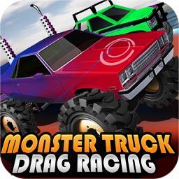 Monster Truck Drag Racing - 3d Car Game